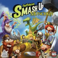 Smash Up: Munchkin - Board Game Box Shot