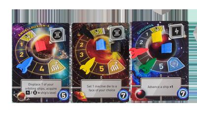 Tiny Epic Galaxies cards