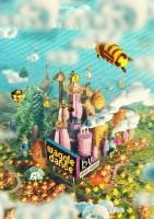 Waggle Dance - Board Game Box Shot