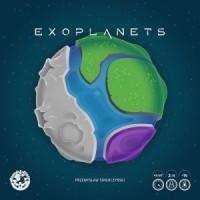 Exoplanets - Board Game Box Shot