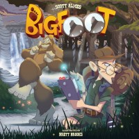 Bigfoot - Board Game Box Shot