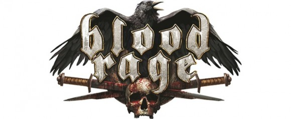 Blood Rage Banner
