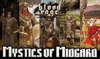 Blood Rage: Mystics of Midgard - Board Game Box Shot