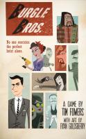 Burgle Bros. - Board Game Box Shot