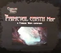 Cthulhu Wars: Primeval Earth Map - Board Game Box Shot