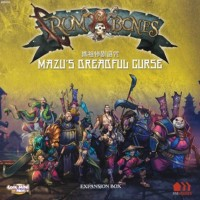 Rum and Bones: Mazu's Dreadful Curse - Board Game Box Shot
