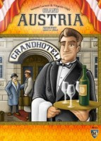 Grand Austria Hotel - Board Game Box Shot