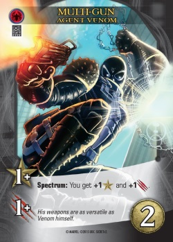 Legendary: Secret Wars Volume 2 card