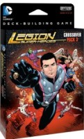 DC Comics Deck-Building Game: Crossover Pack #3: Legion of Super-Heroes - Board Game Box Shot
