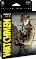DC Comics Deck-Building Game: Crossover Pack #4: Watchmen - Board Game Box Shot
