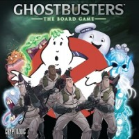 Ghostbusters: The Board Game - Board Game Box Shot