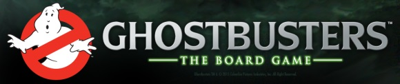 Ghostbusters: The Board Game banner