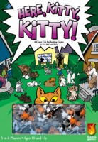 Here, Kitty, Kitty! - Board Game Box Shot