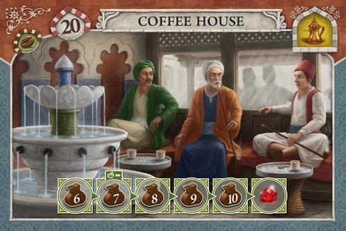 Istanbul: Mocha & Baksheesh Coffee House