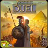 7 Wonders: Duel - Board Game Box Shot