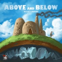 Above and Below - Board Game Box Shot