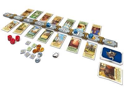 Arena: Roma II board