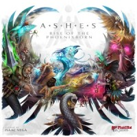 Ashes: Rise of the Phoenixborn - Board Game Box Shot