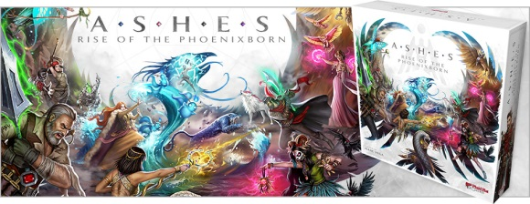 Ashes: Rise of the Phoenixborn banner