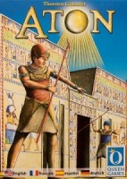 Aton - Board Game Box Shot