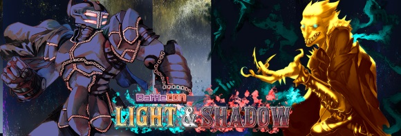 BattleCON: Light & Shadow banner