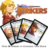 BattleCON: Strikers - Board Game Box Shot