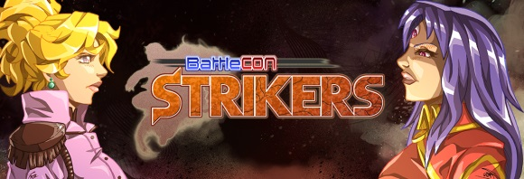 BattleCON: Strikers banner