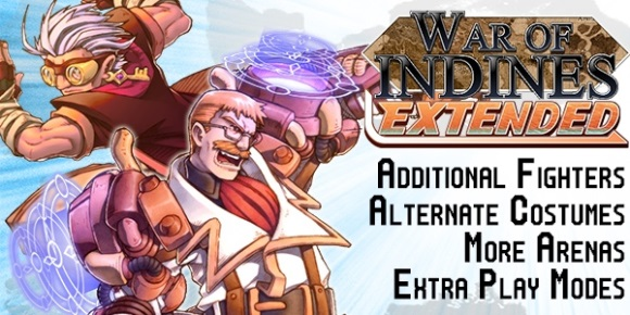 BattleCON: War of Indines Extended Edition banner