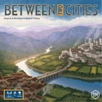 Between Two Cities - Board Game Box Shot