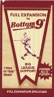 Bottom of the 9th: Big League Support - Board Game Box Shot