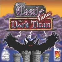 Castle Panic: The Dark Titan - Board Game Box Shot