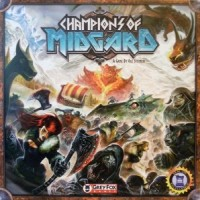 Champions of Midgard - Board Game Box Shot