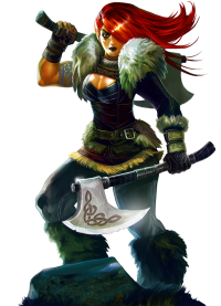 Champions of Midgard: Dagrun