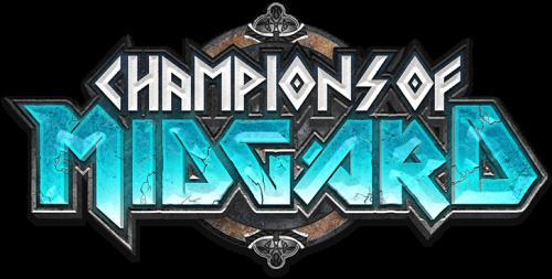 Champions of Midgard logo