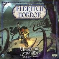 Eldritch Horror: Under the Pyramids - Board Game Box Shot