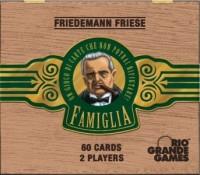 Famiglia - Board Game Box Shot