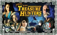 Fortune and Glory: Treasure Hunters - Board Game Box Shot