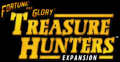 Fortune and Glory: Treasure Hunters logo