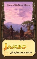 Jambo Expansion - Board Game Box Shot