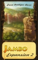 Jambo Expansion 2 - Board Game Box Shot