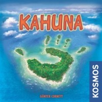 Kahuna - Board Game Box Shot