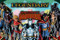 Legendary: Secret Wars Volume 1 - Board Game Box Shot