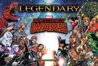 Legendary: Secret Wars Volume 2 - Board Game Box Shot
