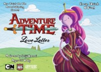 Love Letter: Adventure Time - Board Game Box Shot