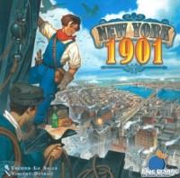 New York 1901 - Board Game Box Shot