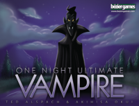 One Night Ultimate Vampire - Board Game Box Shot
