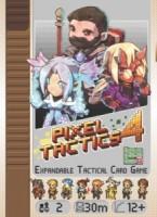 Pixel Tactics 4 - Board Game Box Shot