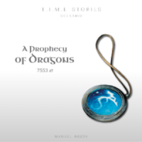 T.I.M.E Stories: A Prophecy of Dragons - Board Game Box Shot