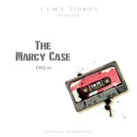 T.I.M.E Stories: The Marcy Case - Board Game Box Shot