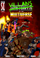 Sentinels of the Multiverse: Villains of the Multiverse - Board Game Box Shot